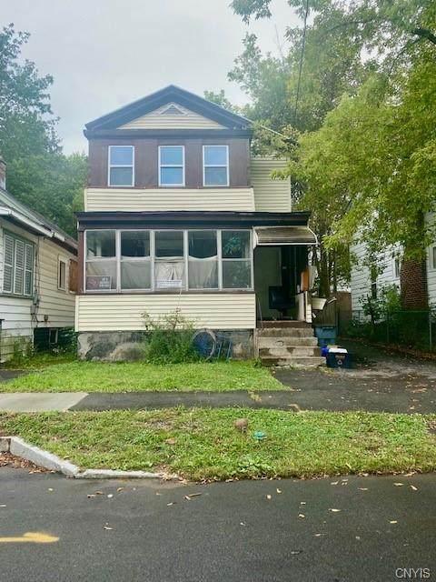 132 Randall Avenue, Syracuse, NY 13207 (MLS #S1366807) :: TLC Real Estate LLC
