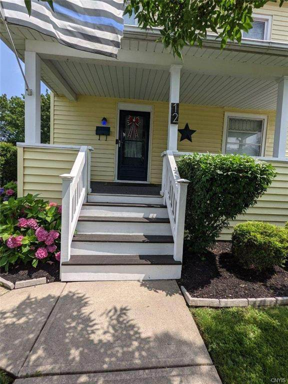 12 Grove Avenue, Auburn, NY 13021 (MLS #S1366914) :: Robert PiazzaPalotto Sold Team