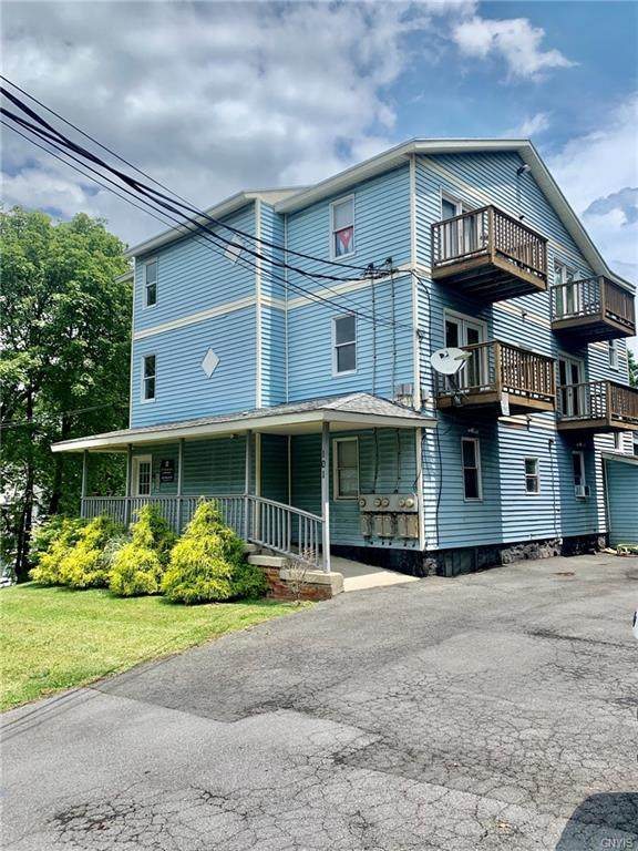 101 Ostrom Avenue & Comstock Place, Syracuse, NY 13210 (MLS #S1367088) :: BridgeView Real Estate