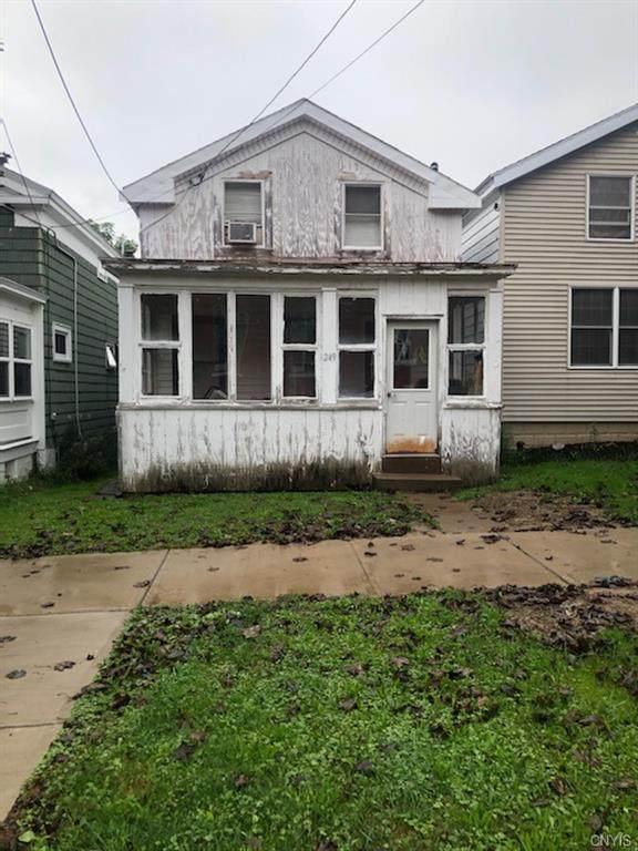 249 W 3rd Street, Oswego-City, NY 13126 (MLS #S1367184) :: Robert PiazzaPalotto Sold Team