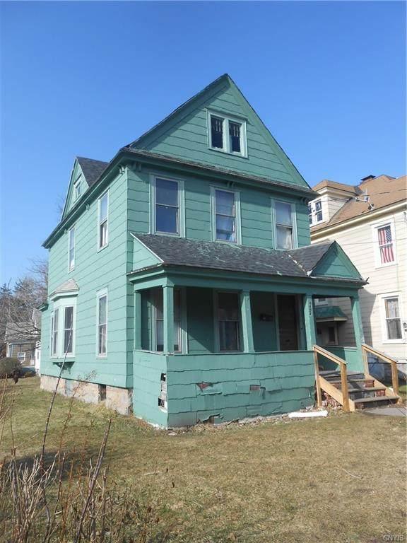 4454 S Salina Street, Syracuse, NY 13205 (MLS #S1367334) :: Robert PiazzaPalotto Sold Team