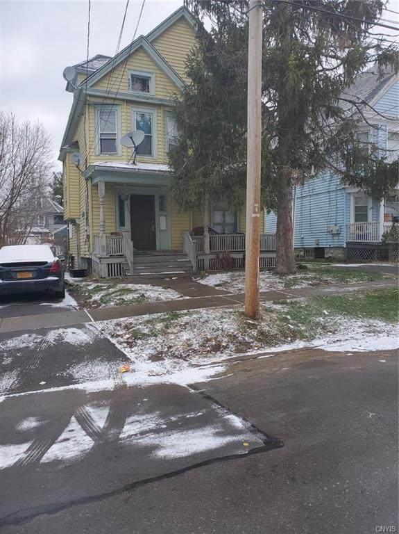 127 E Matson Avenue, Syracuse, NY 13205 (MLS #S1367336) :: BridgeView Real Estate