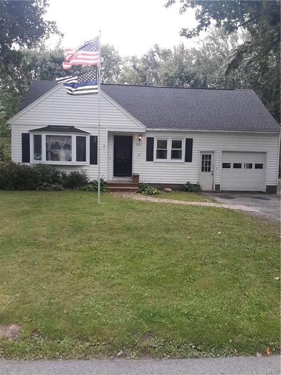 224 Hamilton Road, Cicero, NY 13212 (MLS #S1367353) :: BridgeView Real Estate