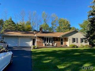 3857 Franklin Street Road, Sennett, NY 13021 (MLS #S1367543) :: Serota Real Estate LLC
