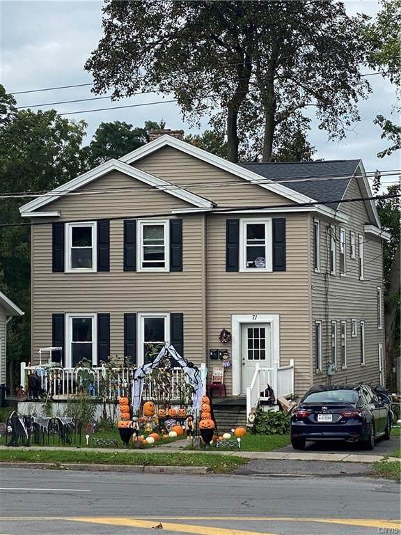 71 Lake Avenue, Auburn, NY 13021 (MLS #S1368630) :: Robert PiazzaPalotto Sold Team