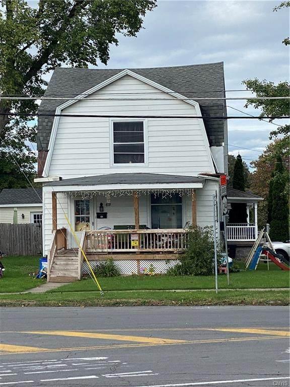 69 Lake Avenue, Auburn, NY 13021 (MLS #S1368639) :: Robert PiazzaPalotto Sold Team