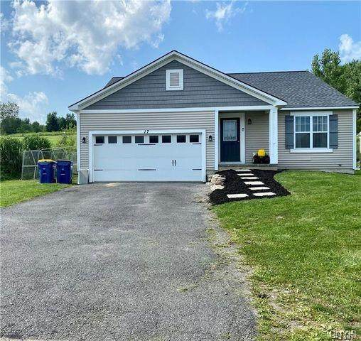 17 Village View Drive, Tully, NY 13159 (MLS #S1368865) :: Robert PiazzaPalotto Sold Team