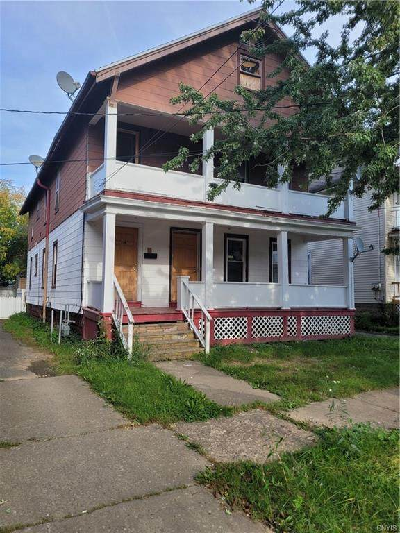 112-114 Barton Avenue, Utica, NY 13501 (MLS #S1368869) :: Robert PiazzaPalotto Sold Team