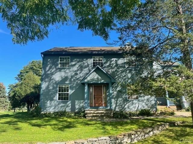 4006 Oran Gulf Road, Pompey, NY 13104 (MLS #S1369273) :: TLC Real Estate LLC