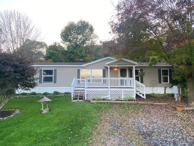 4965 Brown Road, Stockbridge, NY 13409 (MLS #S1371301) :: Serota Real Estate LLC