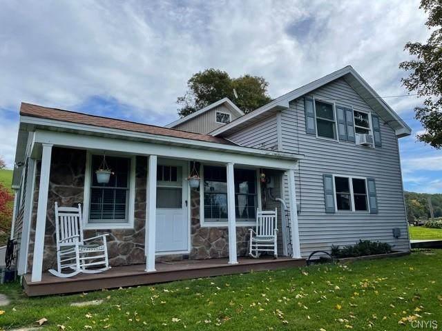 1364 Giles Road, Brookfield, NY 13485 (MLS #S1371677) :: Serota Real Estate LLC