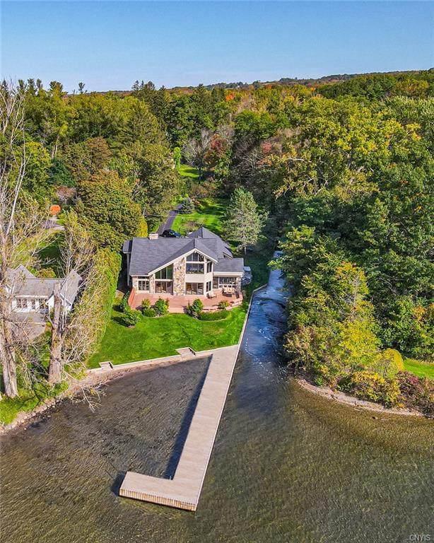 3167 E Lake Road, Skaneateles, NY 13152 (MLS #S1372052) :: MyTown Realty