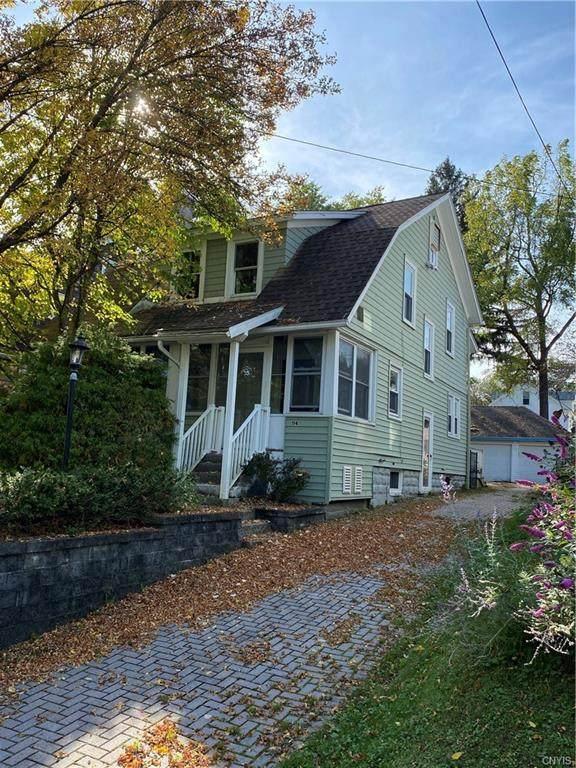 114 Miles Avenue, Syracuse, NY 13210 (MLS #S1372145) :: BridgeView Real Estate
