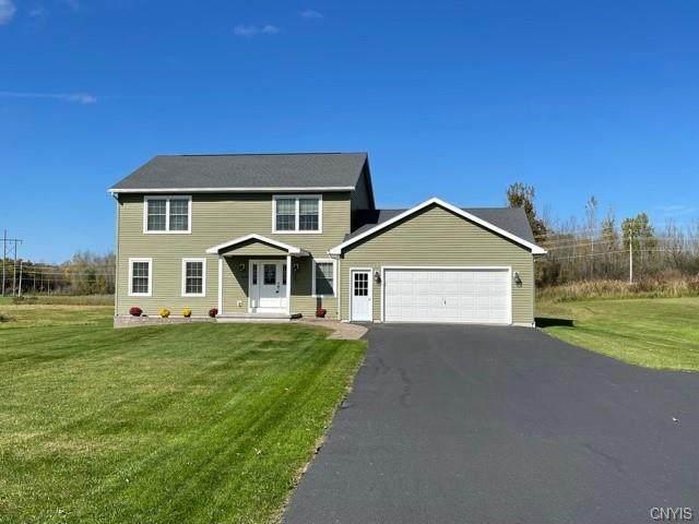 4275 Sholtz Road, Vernon, NY 13421 (MLS #S1372321) :: Serota Real Estate LLC