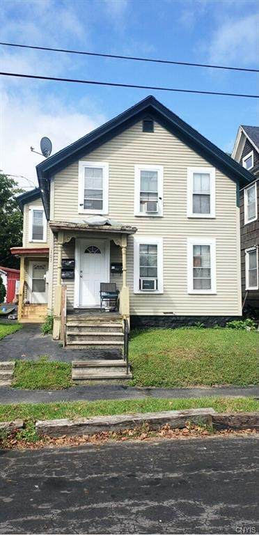 107 Hunter Avenue, Syracuse, NY 13204 (MLS #S1374197) :: Thousand Islands Realty