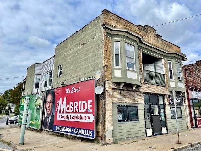 1918 S Avenue & Glenwood Avenue, Syracuse, NY 13207 (MLS #S1375019) :: Serota Real Estate LLC