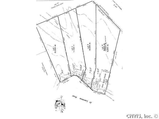 Lot 4 Carleton Is, Cape Vincent, NY 13618 (MLS #S305975) :: Avant Realty