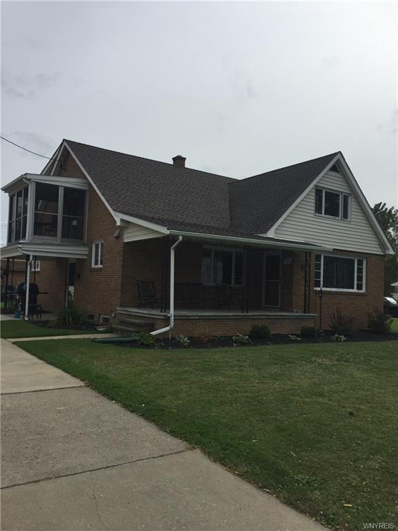 177 West Avenue, Lancaster, NY 14043 (MLS #B1063927) :: HusVar Properties