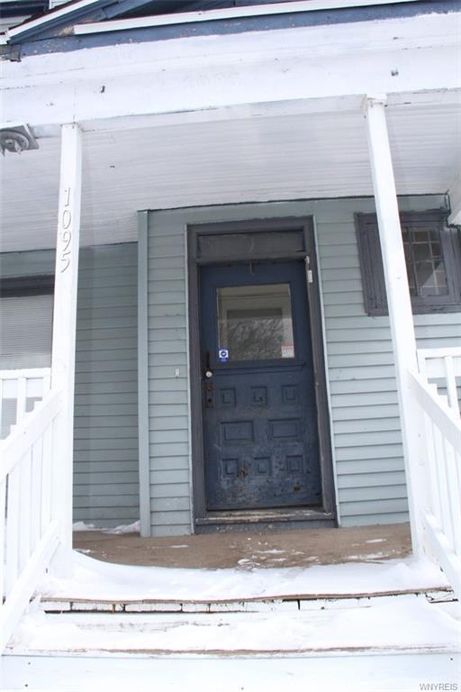 1095 Tonawanda Street, Buffalo, NY 12407 (MLS #B1104250) :: The Chip Hodgkins Team