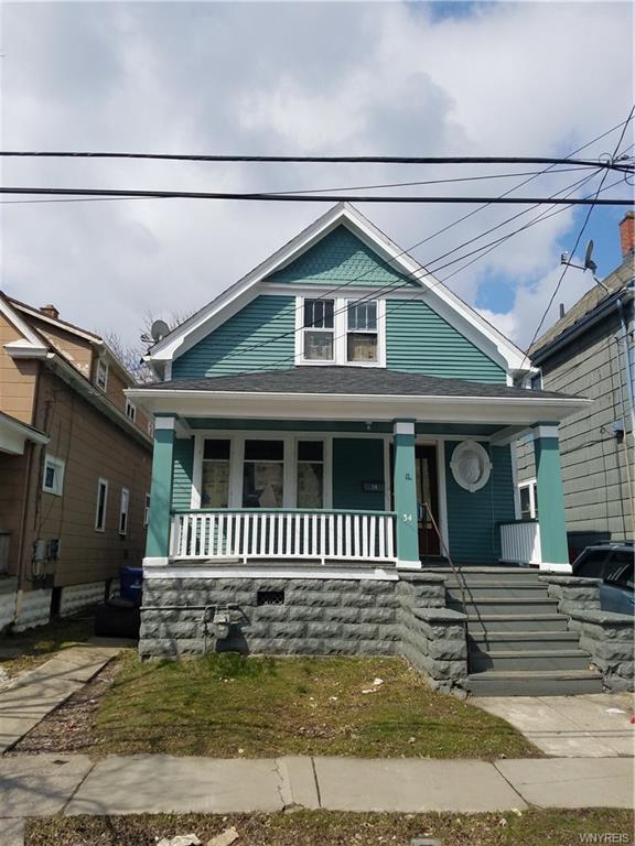 34 Roslyn Street, Buffalo, NY 14211 (MLS #B1108977) :: The Chip Hodgkins Team