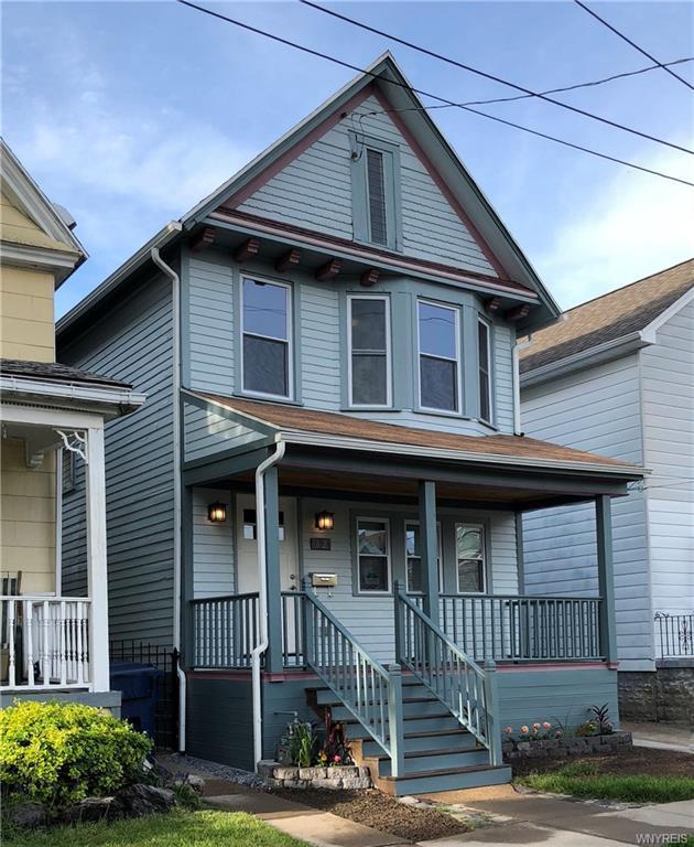 62 California Street, Buffalo, NY 14213 (MLS #B1118533) :: BridgeView Real Estate Services
