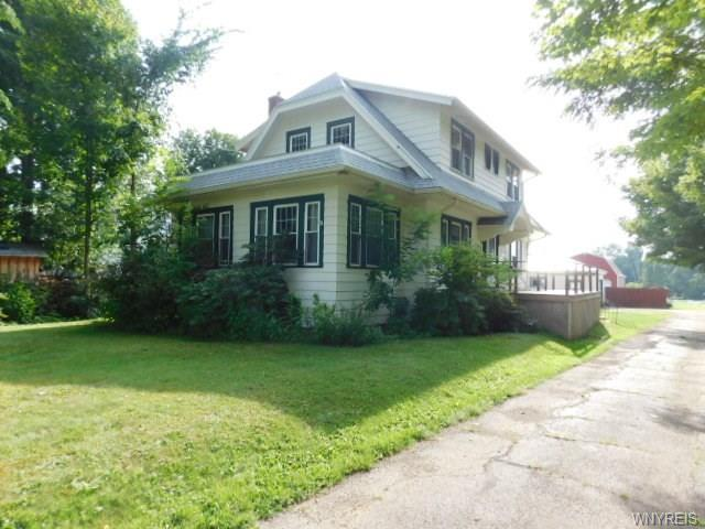 13890 Quaker Street, Collins, NY 14034 (MLS #B1152296) :: Updegraff Group