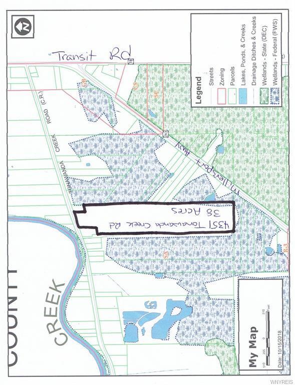 4351 Tonawanda Creek Road, Amherst, NY 14051 (MLS #B1154218) :: The CJ Lore Team | RE/MAX Hometown Choice