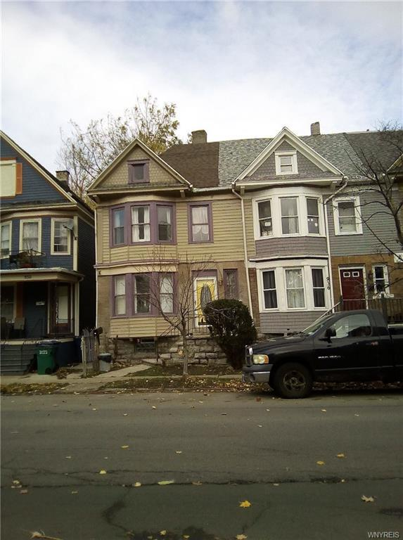 932 W Ferry Street, Buffalo, NY 14209 (MLS #B1159339) :: The Rich McCarron Team