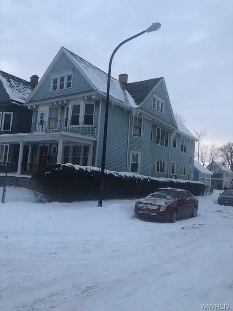 376 Glenwood Avenue, Buffalo, NY 14208 (MLS #B1171435) :: MyTown Realty