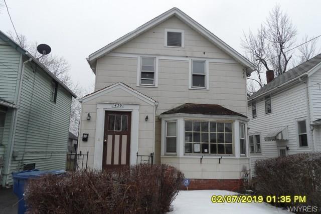 439 Shirley Avenue, Buffalo, NY 14215 (MLS #B1172286) :: The Chip Hodgkins Team