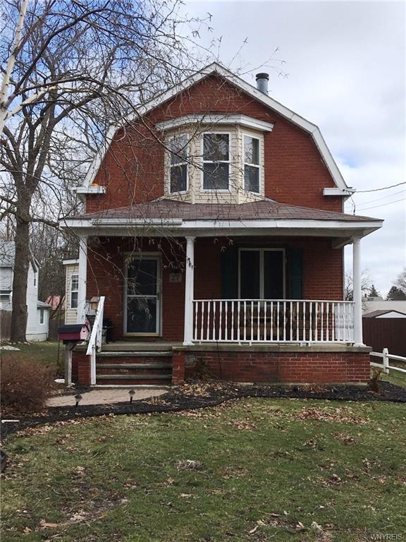 27 Hilldale Avenue, West Seneca, NY 14224 (MLS #B1173578) :: MyTown Realty