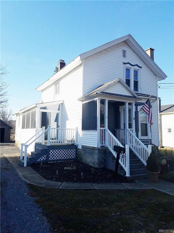 11260 Genesee Street, Alexander, NY 14005 (MLS #B1174411) :: Robert PiazzaPalotto Sold Team