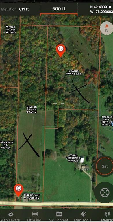 9770 County Road 3, Centerville, NY 14065 (MLS #B1174547) :: Updegraff Group