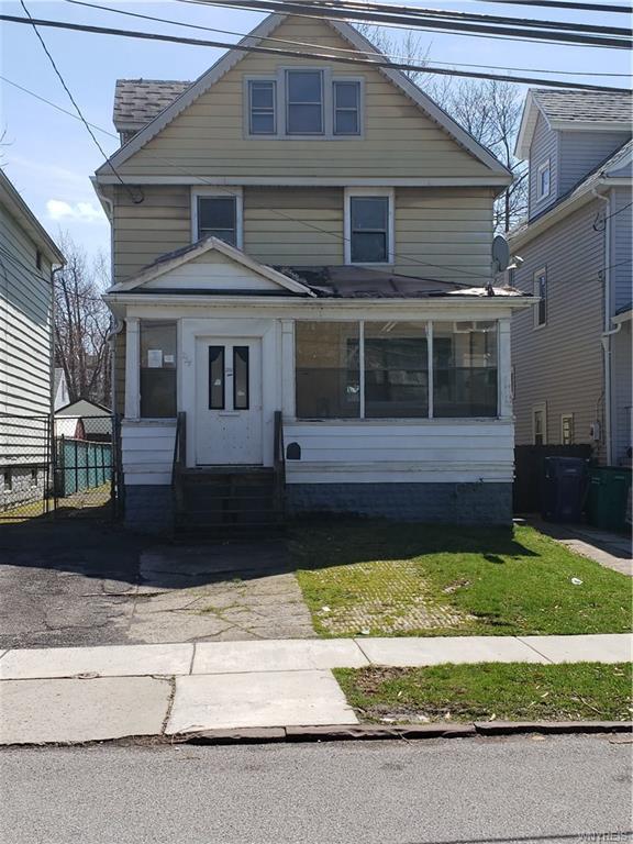 235 Columbus Avenue, Buffalo, NY 14220 (MLS #B1185904) :: Robert PiazzaPalotto Sold Team