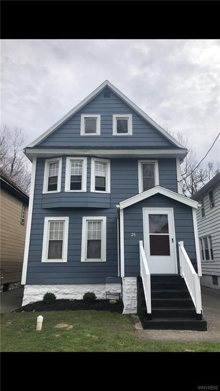 29 Melrose Street, Buffalo, NY 14220 (MLS #B1186077) :: Robert PiazzaPalotto Sold Team