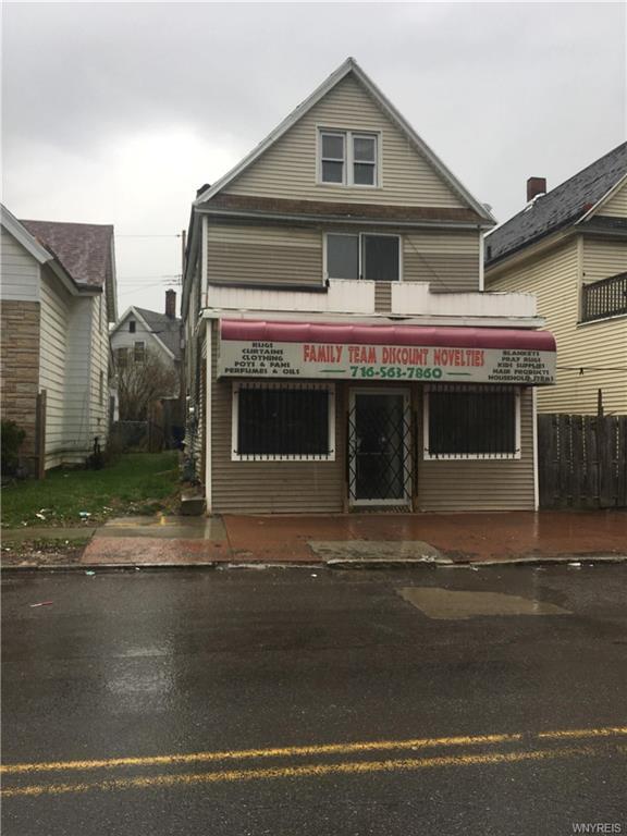 1042 Grant Street, Buffalo, NY 14207 (MLS #B1186457) :: The Chip Hodgkins Team