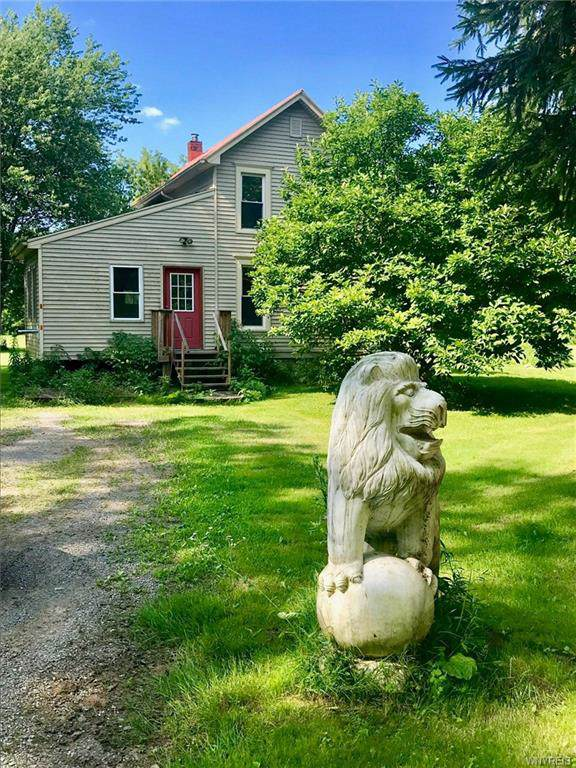 4213 Cookson Road, Alexander, NY 14005 (MLS #B1189958) :: Updegraff Group