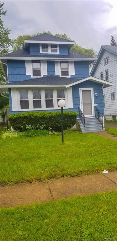 389 Newburgh Avenue, Buffalo, NY 14215 (MLS #B1201618) :: Robert PiazzaPalotto Sold Team