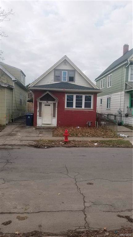 94 Domedion Ave Avenue, Buffalo, NY 14211 (MLS #B1216461) :: The CJ Lore Team | RE/MAX Hometown Choice