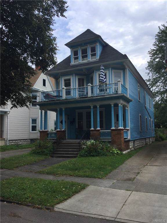 169 Anderson Place, Buffalo, NY 14222 (MLS #B1224135) :: Updegraff Group
