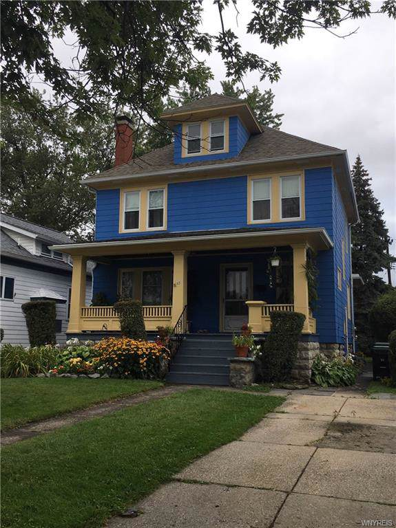18 Hawthorne Avenue, Tonawanda-Town, NY 14223 (MLS #B1225047) :: The Rich McCarron Team