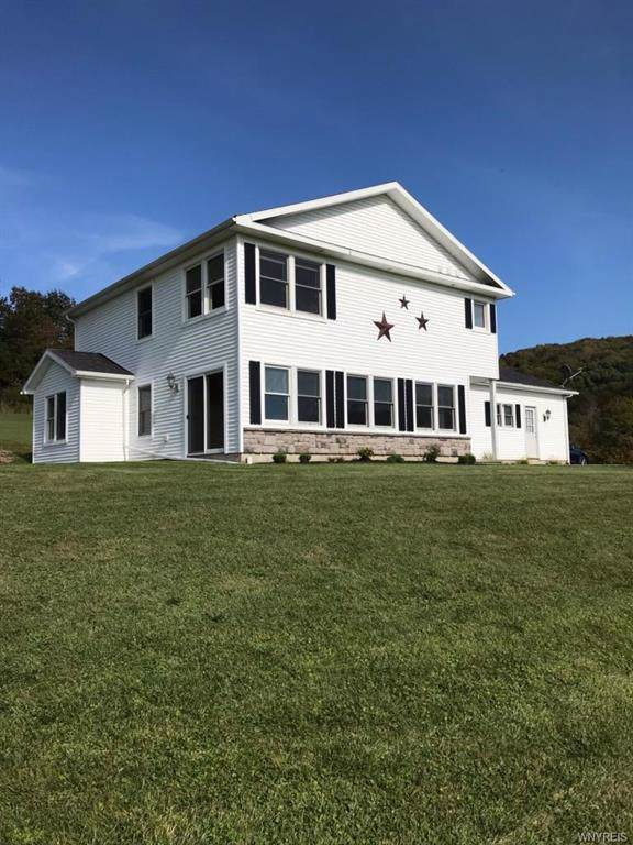 6442 Cotter Road, Ellicottville, NY 14731 (MLS #B1227689) :: Robert PiazzaPalotto Sold Team