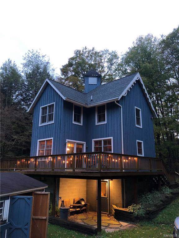 7424 Poverty Hill Road, Ellicottville, NY 14731 (MLS #B1230426) :: 716 Realty Group
