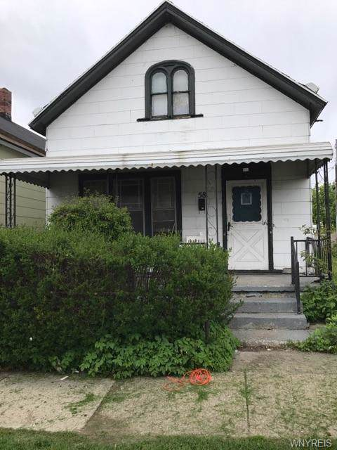 58 Maryland Street, Buffalo, NY 14201 (MLS #B1231368) :: Robert PiazzaPalotto Sold Team