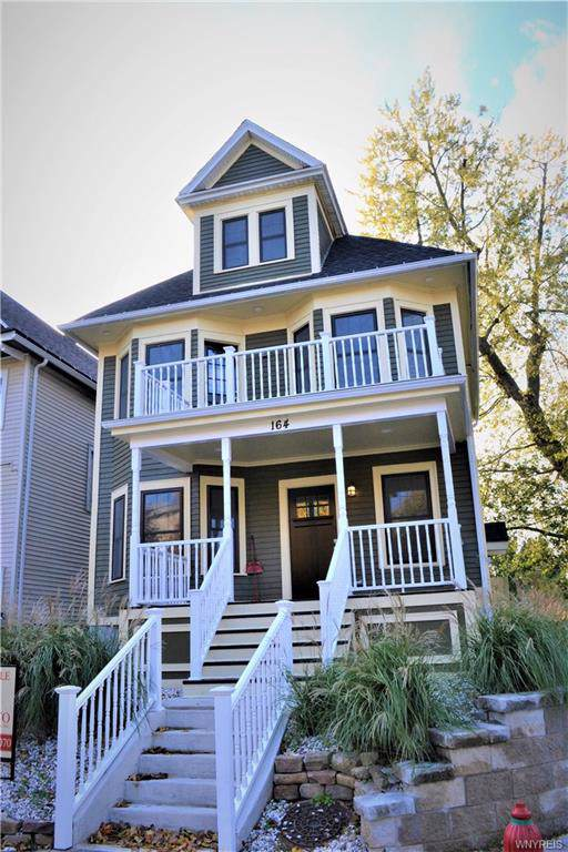 164 Harvard Place, Buffalo, NY 14209 (MLS #B1234793) :: BridgeView Real Estate Services