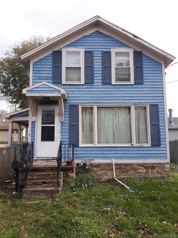 31 Bouck Street, Tonawanda-City, NY 14150 (MLS #B1237714) :: The CJ Lore Team | RE/MAX Hometown Choice