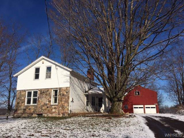 6940 Milestrip Road, Orchard Park, NY 14127 (MLS #B1239959) :: 716 Realty Group