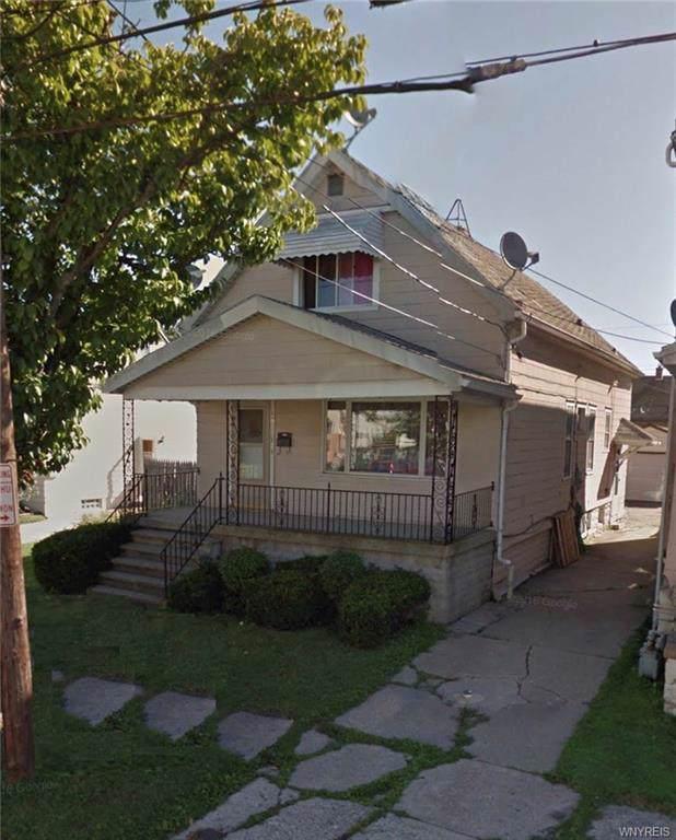 87 Barnard Street, Buffalo, NY 14206 (MLS #B1245751) :: The Chip Hodgkins Team