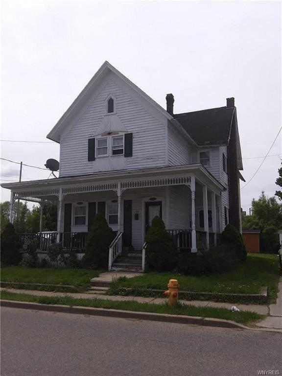 111 N 12th Street, Olean-City, NY 14760 (MLS #B1246143) :: The Chip Hodgkins Team