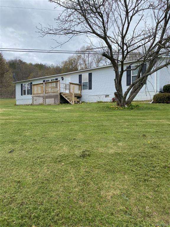 2369 State Route 275 E Notch Road, Wirt, NY 14774 (MLS #B1247922) :: Lore Real Estate Services